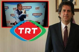 TRT Haber Dairesi Başkanı o altyazılar için Twitter'dan patladı: Haysiyetsizler, geri zekalılar!