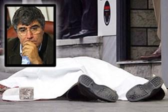 Hrant Dink'in öldürülme anı kayda alındı, görüntüler FETÖ'nün elinde!