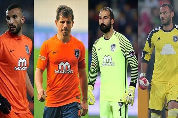 PFDK, A Spor muhabirini darp eden Başakşehirli futbolculara ceza yağdırdı!