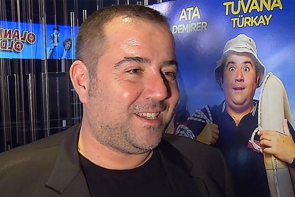 Ata Demirer'den aşk haberlerine videolu yanıt!