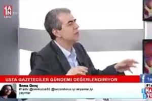 Cemil Barlas'tan Yeni Şafak'a olay sözler