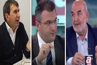 Ahmet Taşgetiren'den Cem Küçük ve Fuat Uğur'a sert tepki: Kuyruklarına bastım, basacağım!..