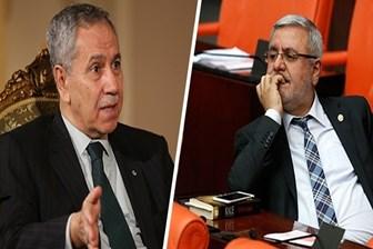 Bülent Arınç'tan Mehmet Metiner yanıtı: Bize yalvardılar, 'Bunu bizden alın, fitne çıkarıyor' dediler!
