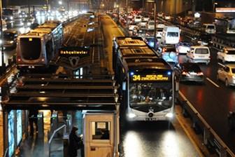 Metrobüste cinsel taciz cezasız kalmadı!