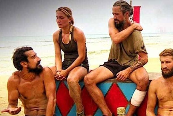 Survivor 2017'de büyük kavga! Serhat ve İlhan birbirine girdi!