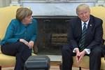 Trump NYT'ye konuştu! Merkel'in elini neden sıkmadı?