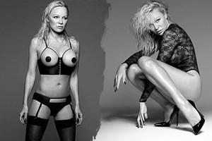 Pamela Anderson yıllara meydan okudu