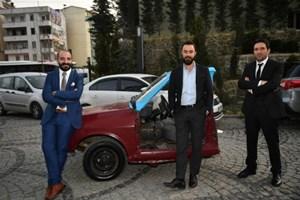 Sümela'nın Şifresi'ne Trabzon'da 'Lazmobil'li gala