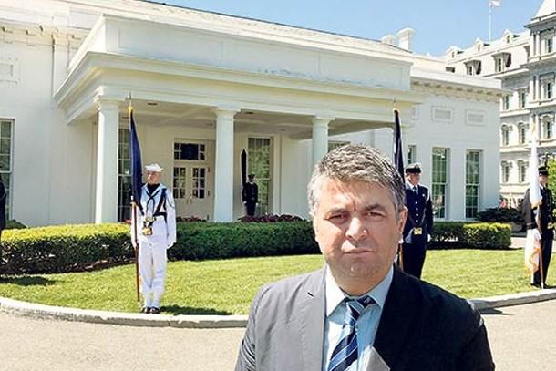 Milliyet yazarından Beyaz Saray izlenimleri: Su bile vermediler!