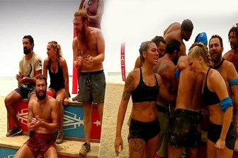 Survivor'da nefes kesen ödül oyunu! Türkiye - Yunanistan karşılaşmasını kim kazandı?