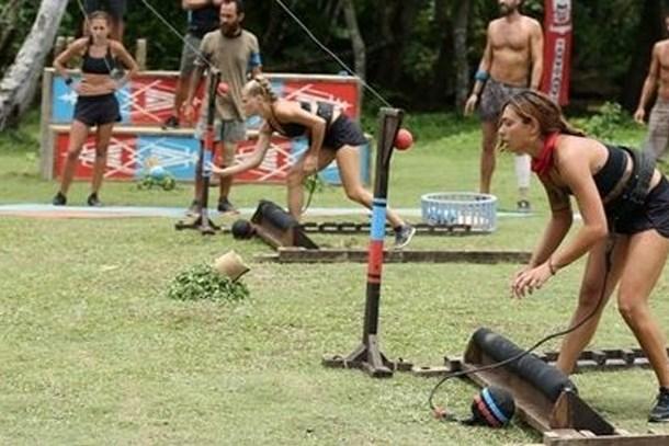 Türk-Yunan Survivor takımları yarıştı! İkinci oyunu kim kazandı?