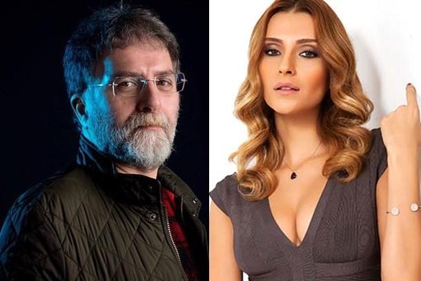Ahmet Hakan'dan Özge Ulusoy'a eleştiri: Fakirler ne yapsın Özge bacım?