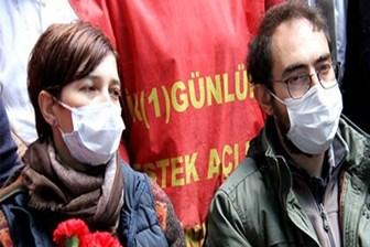 Nuriye Gülmen ve Semih Özakça'nın evine polis baskını