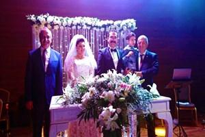 Yeniçağ gazetesi yazarı Selcan Taşçı evlendi