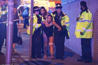 Manchester'da konsere bombalı saldırı; 22 ölü, 59 yaralı