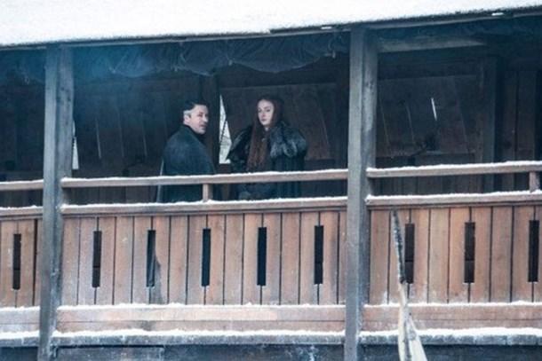 Game of Thrones'un 7. sezonundan yeni fotoğraflar!