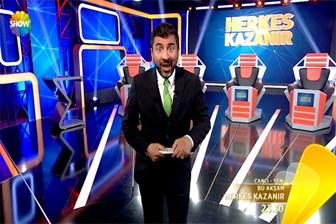 Show TV'de skandal olay! Herkes Kazanır yarışması canlı yayında bitirildi!