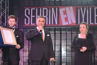 Milliyet Gazetesi'nden Sedat Peker'e ödül