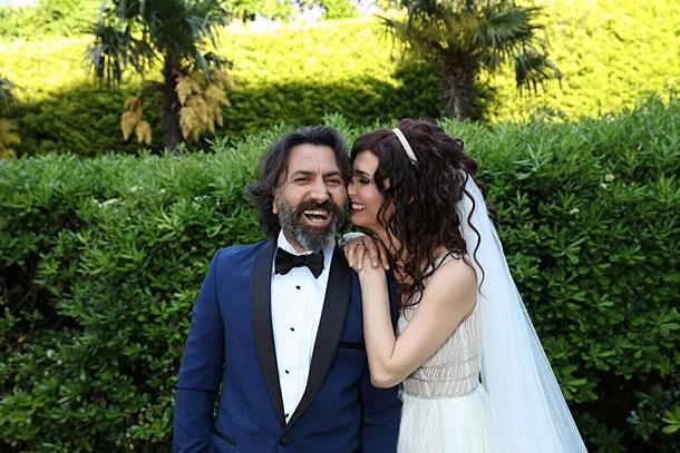 Usta gazeteci evliler kervanına katıldı! (Medyaradar/Özel)