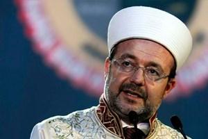 Mehmet Görmez'den zehir zemberek sözler: Yetimin hakkını kursağında taşıyarak...