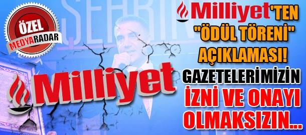 Milliyet'ten