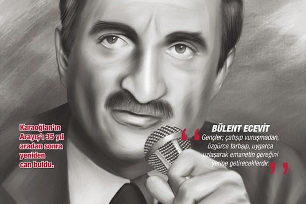 Bülent Ecevit'in dergisi 35 yıl sonra tekrar geri döndü! Yazar kadrosunda kimler var?