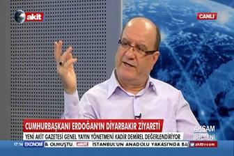Flaş! Flaş! Flaş! Yeni Akit gazetesinin genel yayın yönetmeni bıçaklanarak öldürüldü! (Medyaradar/Özel)