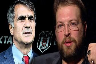 Şampiyon Şenol Güneş'ten Fatih Tezcan'a: Ahlaksız