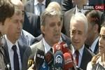 Abdullah Gül sessizliğini bozdu: Bazı arkadaşlar saygı çerçevesini de aşarak...