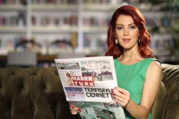 Habertürk Gazetesi , Nagehan Alçı transferini böyle duyurdu! İlk yazı ne zaman?