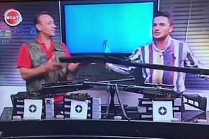 Uydu kanallarında ölüm ve terör satıyorlar