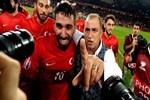 Arda Turan'dan Fatih Terim'e sert çıkış: Milli Takımı bıraktım, arkamdan neden konuşuyor!