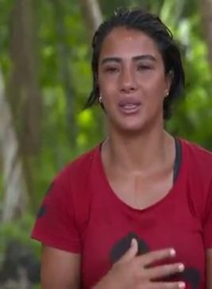 Survivor Sabriye'den eski sevgili itirafı! Hem ağladı hem ağlattı!