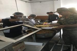 Manisa'da kışladaki gıda zehirlenmesi şüphesi
