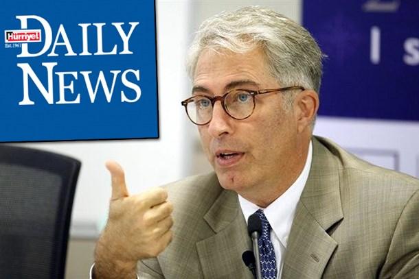Murat Yetkin köşesinden duyurdu! Hürriyet Daily News engellendi!