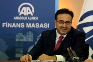 THY Yönetim Kurulu Başkanı Aycı, AA Finans Masası'nda