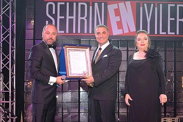 Sedat Peker'e verdiği ödülle tartışma yaratmıştı!