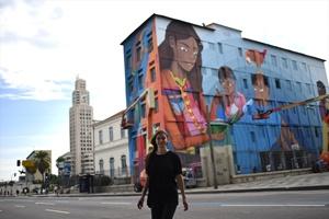 Rio'nun yeni grafitisi Guinness'e aday