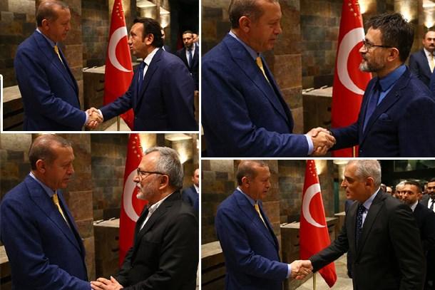 Karar ile Erdoğan arasındaki buzlar eriyor mu? Önce iftar daveti, sonra hastane ziyareti! (Medyaradar/Özel)