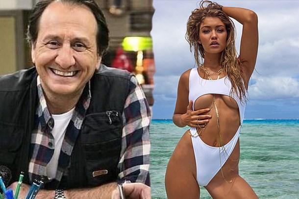 Sosyal medyanın diline düştü! Gigi Hadid'in babası Hüsnü Çoban mı?