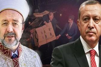 Diyanet İşleri Başkanı'nın eleştirdiği o yarışmaya, Erdoğan sahip çıktı!