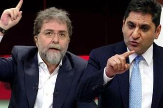 Ahmet Hakan Aykut Erdoğdu'ya tane tane anlattı: Yalan söylüyorsun,palavra sıkıyorsun, kıvrım babam kıvır yapıyorsun!