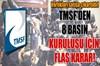 TMSF'den 8 basın kuruluşu için flaş karar! Varlıkları satışa çıkartıldı!