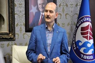 Süleyman Soylu'dan