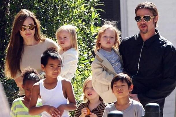 Brad Pitt ve Angelina Jolie'nin kızları cinsiyet mi değiştiriyor?