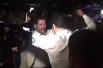 Düğüne damga vuran olay! Kenan İmirzalıoğlu ve Burak Özçivit'ten misket şov!