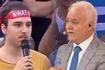 Ünlü fenomen canlı yayında Nihat Hatipoğlu'nu trolledi!