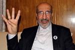 Abdurrahman Dilipak Adalet Mitingi'ni eleştireceğim derken alay konusu oldu!