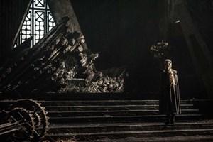 Game Of Thrones'ten kareler!