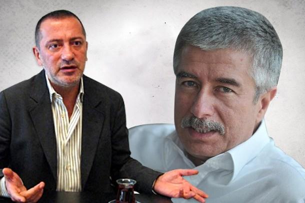 Hanut kavgası Habertürk'e sıçradı, Fatih Altaylı Bildirici'ye çattı: